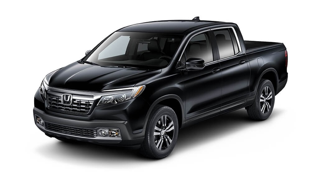 2018 Honda Ridgeline Black