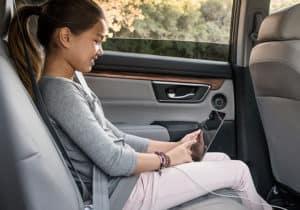 2017 Honda CR-V Passenger