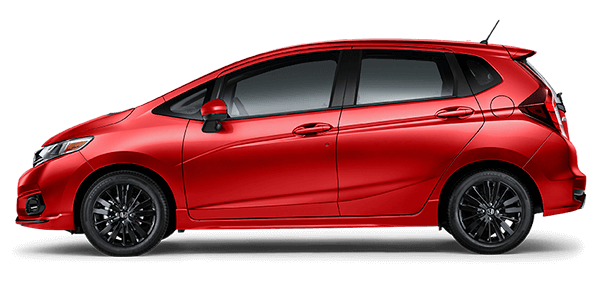 2018 Fit Red