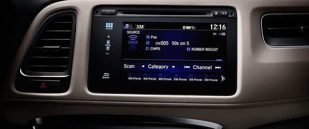 2018 Honda HR-V Features
