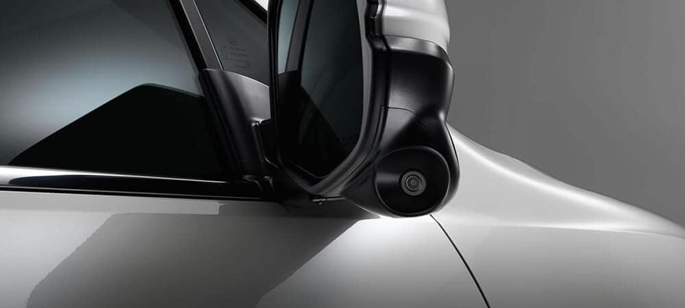 2018 Honda Ridgeline Mirror