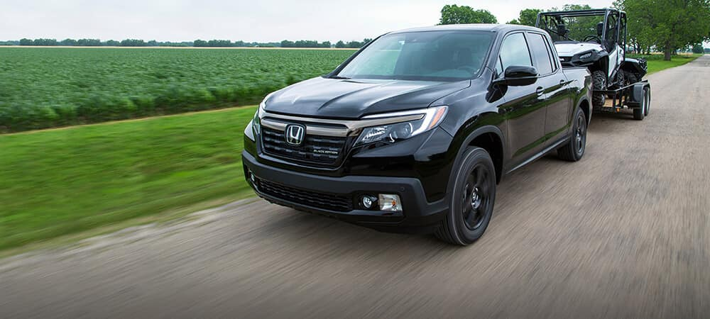 2018 Honda Ridgeline Power