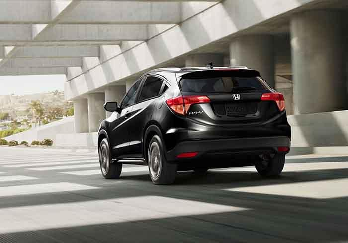 Honda HR-V Driving
