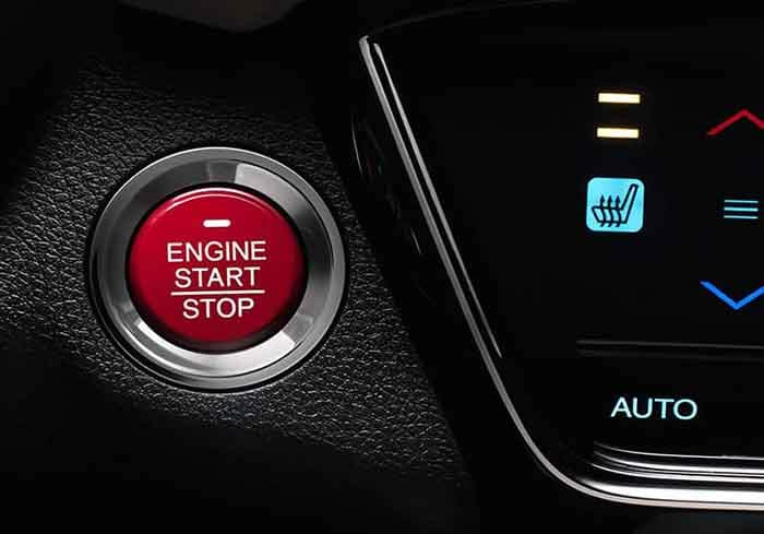 Honda HR-V Push Button Start
