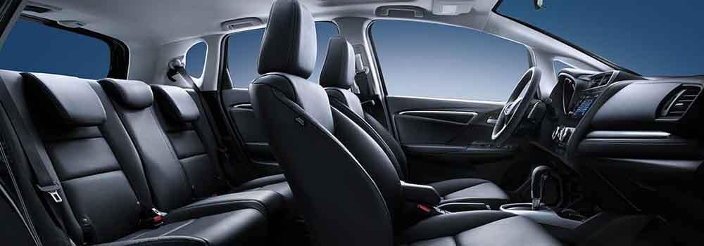 Honda Fit Interior Side View