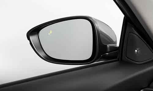 2018 Honda Accord Blind Spot Monitor