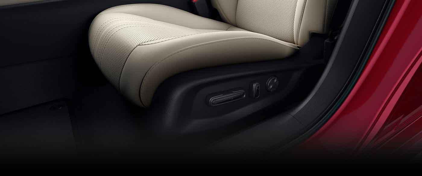 2018 Honda Accord Power Drivers Seat