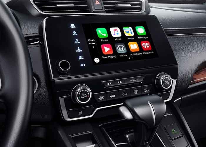 2018 Honda CR-V Apple Carplay