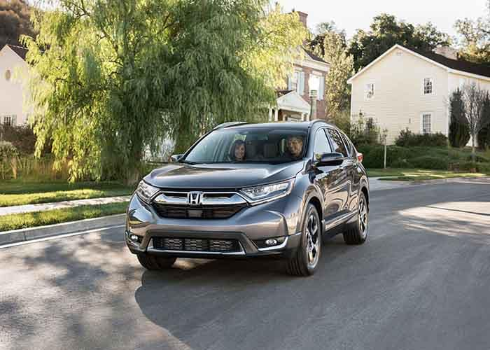 the 2018 honda cr v has four impressive trim levels. Black Bedroom Furniture Sets. Home Design Ideas