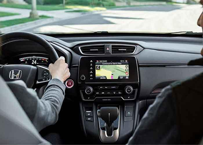 2018 Honda CR-V Navigation
