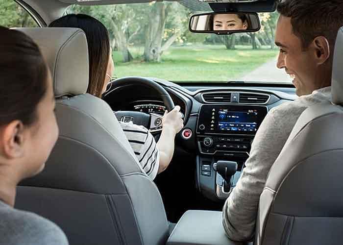 2018 Honda CR-V Speed Sensitive Volume Control
