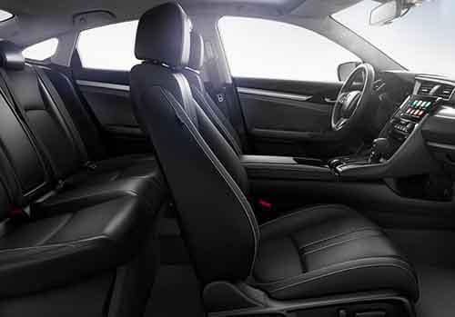 2018 Honda Civic Interior View