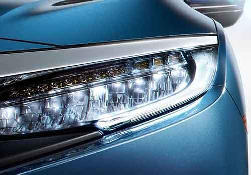 2018 Honda Civic Sedan LED Lights