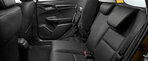 2018 Honda Fit Cargo Space