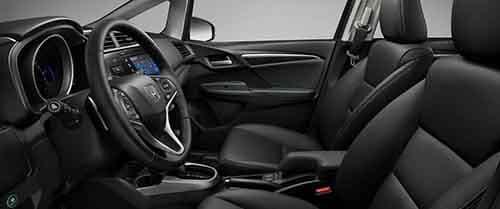 2018 Honda Fit Passenger Space