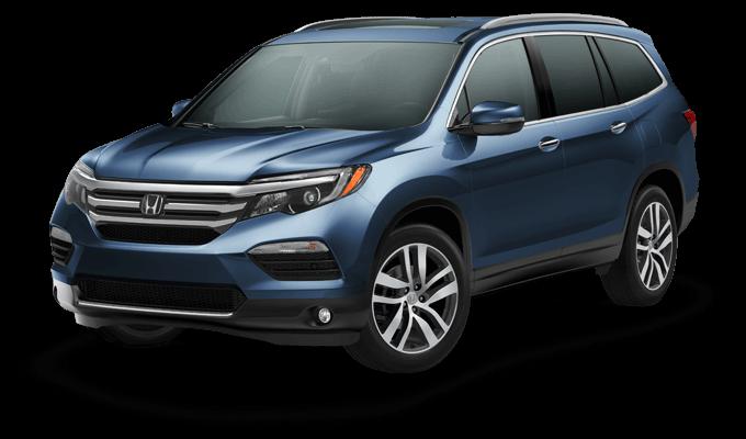 2018 Honda Pilot Milwaukee Honda Dealers Midsize