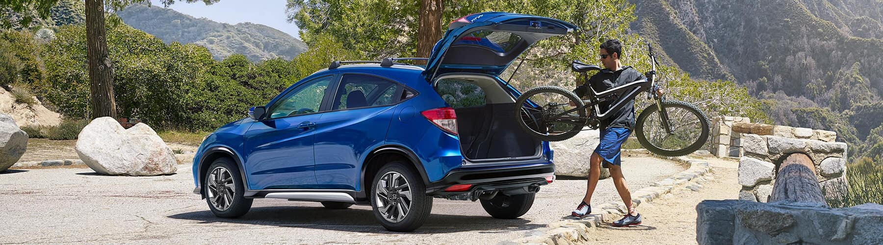 2019 Honda Hr V Milwaukee Honda Dealers Subcompact