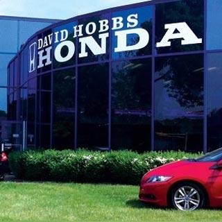 David Hobbs Honda