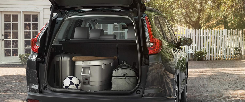 2017 Honda CR-V AWD Cargo Area