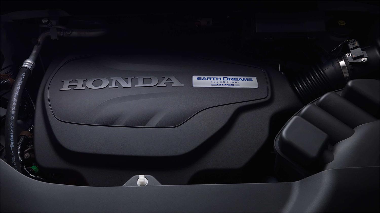 2019 Honda Pilot engine cover