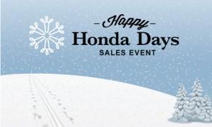 Honda Days
