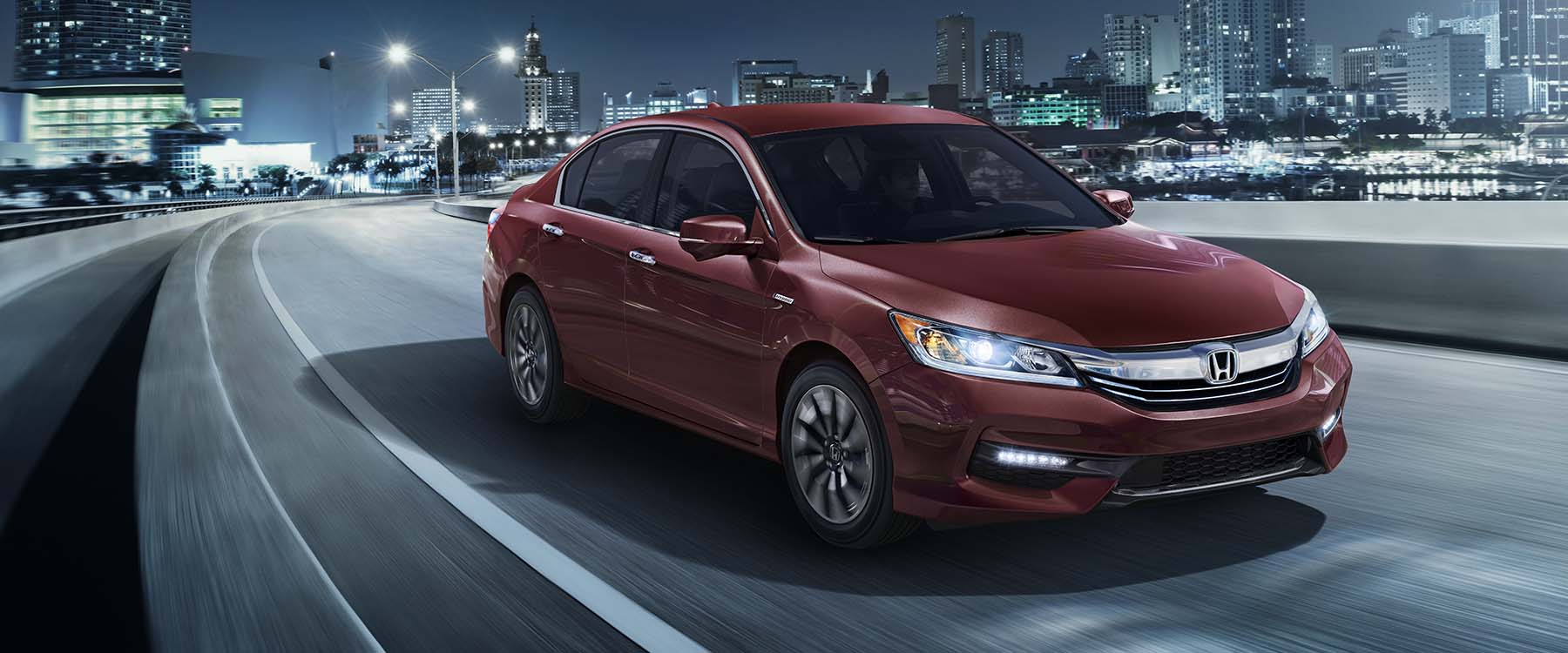 2017 Honda Accord Hybrid Slider