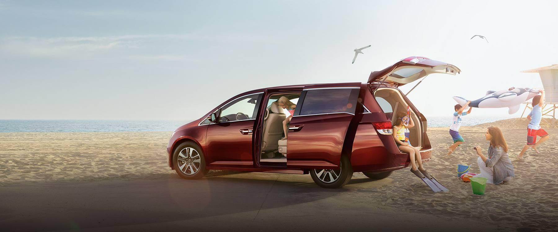 2017 Honda Odyssey Family
