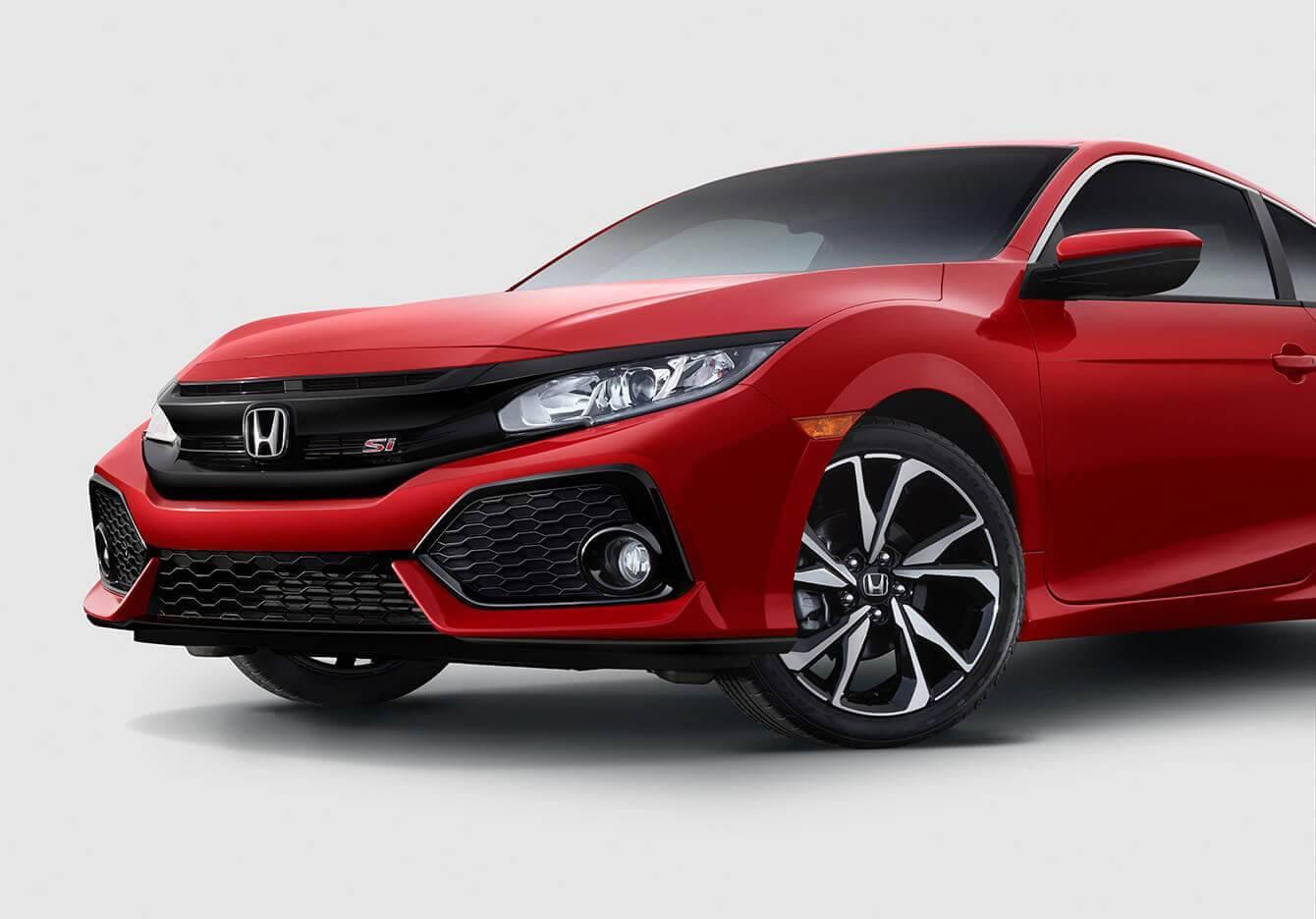2017 Honda Civic Si Coupe Exterior Wheel Closeup