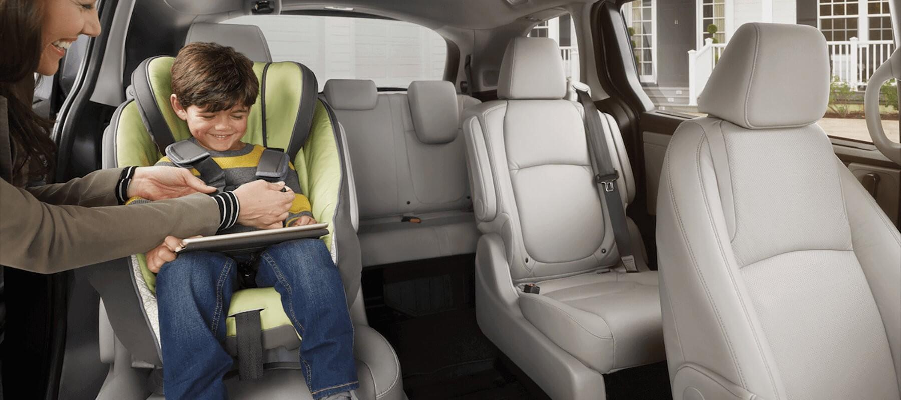 2018 Honda Odyssey Passenger