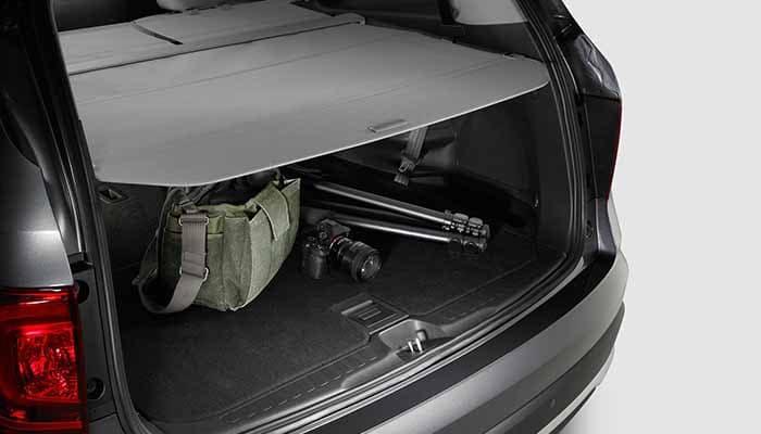 2019 Honda Pilot cargo cover