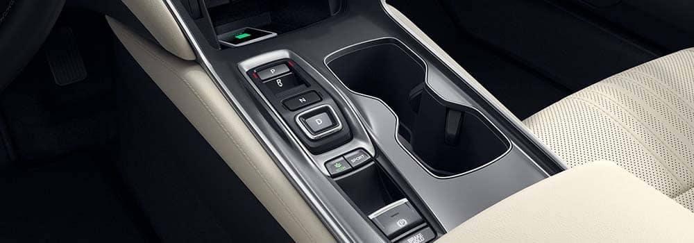 2018 Honda Accord Econ Button