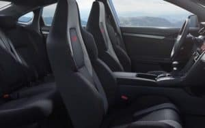 2019 Honda Civic si Interior