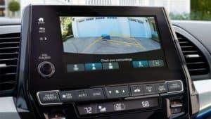 2019 Honda Odyssey Rearview Camera