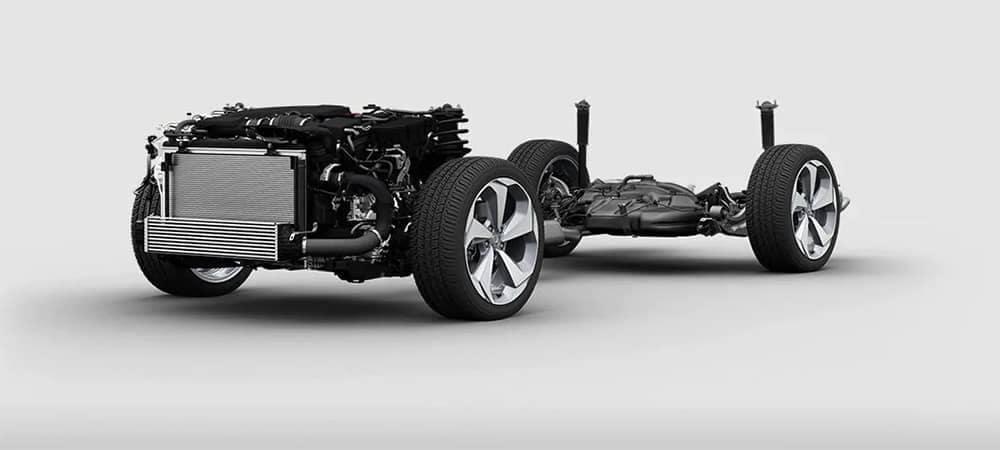 2019 Honda Accord Active Damper