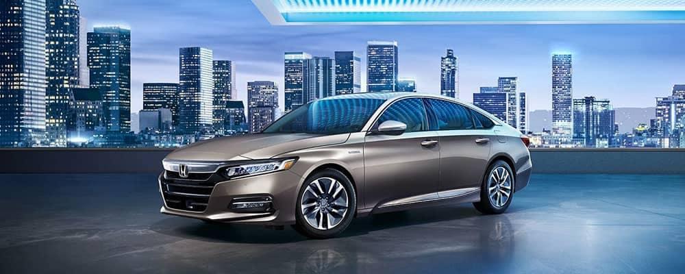 2019 Honda Accord Parked