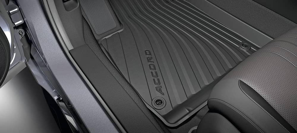 2019 Honda Accord Floor Mats