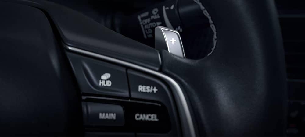 2019 Honda Accord Transmission