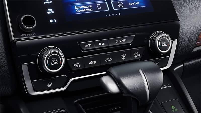 2019 Honda CR-V Automatic Climate Control