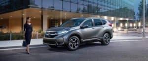 2019 Honda CR-V Parked