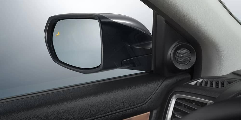 2019 Honda CR-V Blind Spot