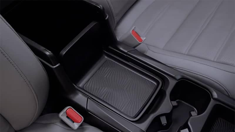 2019 Honda CR-V Center Console and Cupholders