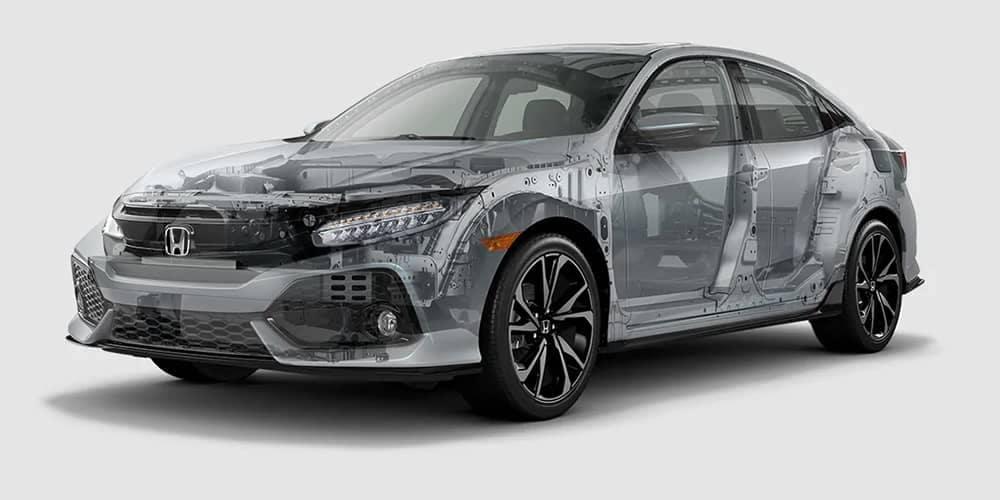 2019 Honda Civic HB Body