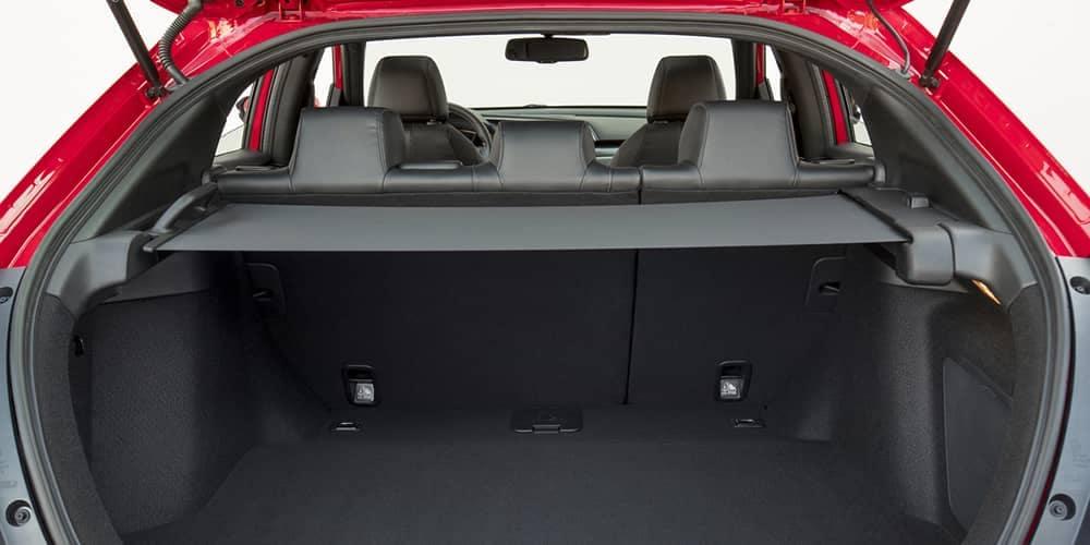 2019 Honda Civic HB Cargo Cover