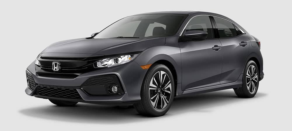 2019 Honda Civic HB EX