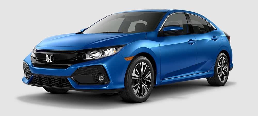 2019 Honda Civic HB EXL Navi