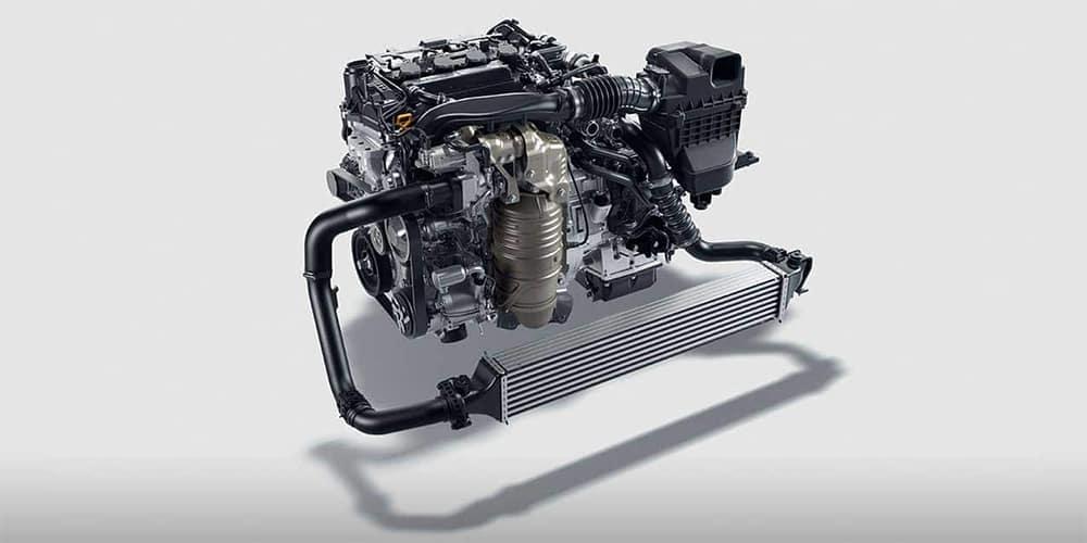2019 Honda Civic HB Engine