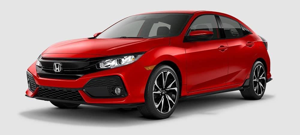 2019 Honda Civic HB Sport