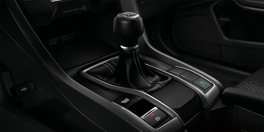 2019 Honda Civic HB Transmission