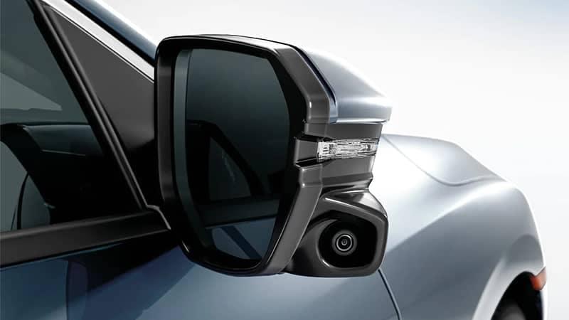 2019 Honda Civic Sedan Honda Lanewatch Camera