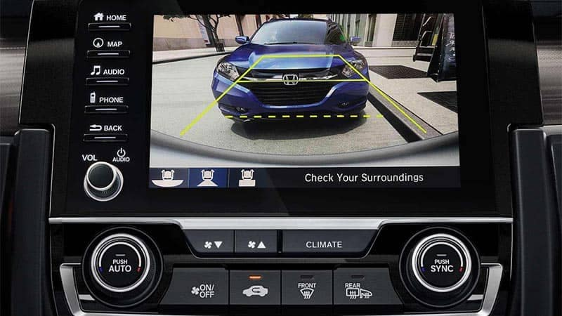 2019 Honda Civic Sedan Rearview Camera